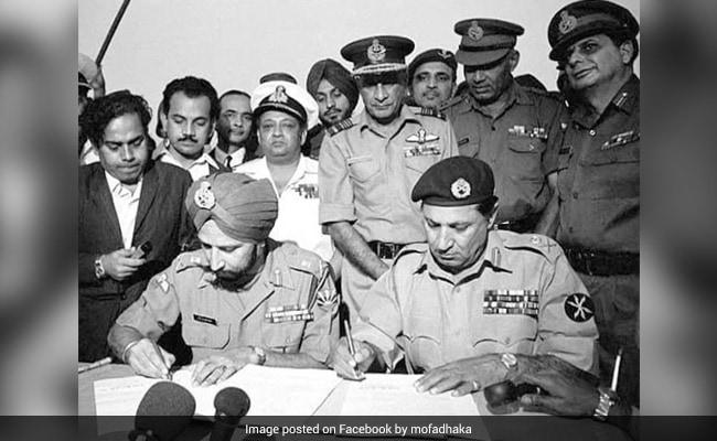 'We Remember': Bangladesh's Tribute To Indian War Heroes On Vijay Diwas