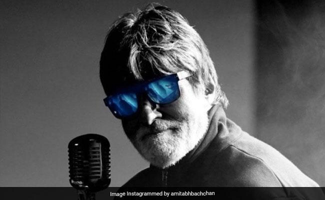 'Having Failed Michael Jackson Routine,' Amitabh Bachchan Attempts Headbanging. How Did He Do?