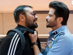 <i>AK Vs AK</i> Trailer: Anil Kapoor And Anurag Kashyap's Rivalry Is As Real As It Gets. Surprise Cameo By Sonam Kapoor