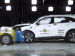 Kia Sorento Receives 5 Star Safety Rating From Euro NCAP