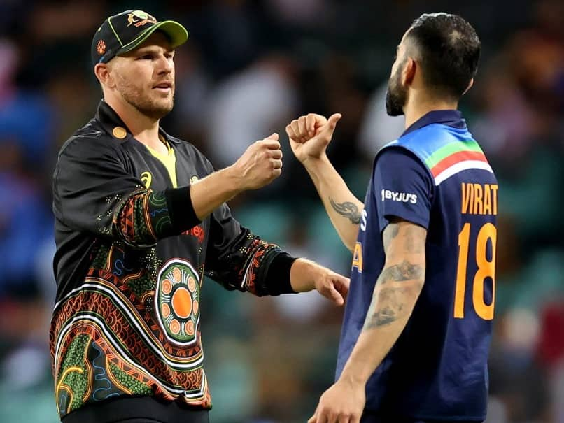 """India vs Australia: Aaron Finch """"Proud"""" After 3rd T20I Win In Sydney"""