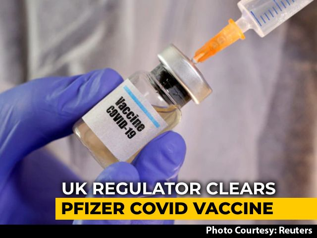Video : India May Not Get Pfizer Covid Vaccine, Cleared By UK, Anytime Soon: Sources