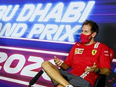 Sebastian Vettel Hopes To Bid Farewell To Ferrari With A Smile