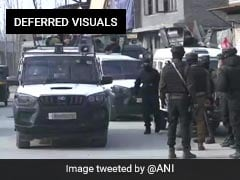 Terrorists Attack Joint Party Of Police, CRPF In Srinagar, 2 Injured