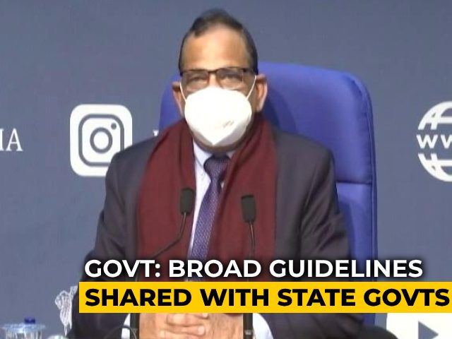 Video : 6 Covid Vaccines Undergoing Clinical Trials In India: Centre