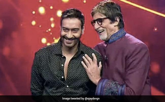 Amitabh Bachchan, Ajay Devgn And Rakul Preet Singh Start Filming Mayday