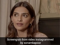 "Sonam Kapoor Finds Her ""Sanity In Vanity"". She Shares Lip Care Tips"