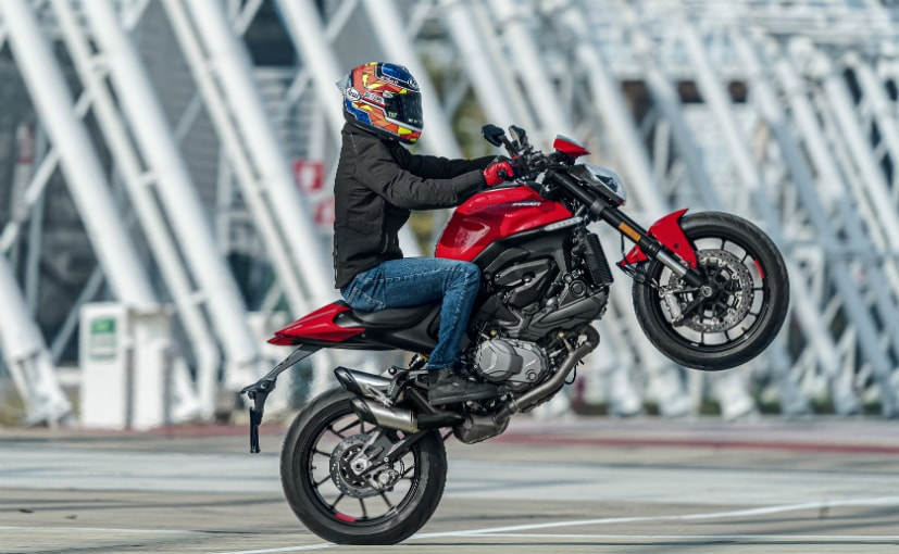 The 2021 Ducati Monster is likely to be launched in India next year