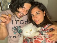 "Hey Ali Fazal, Why The ""Claw"" In Birthday Wish For Richa Chadha? He Has ""No Idea"""