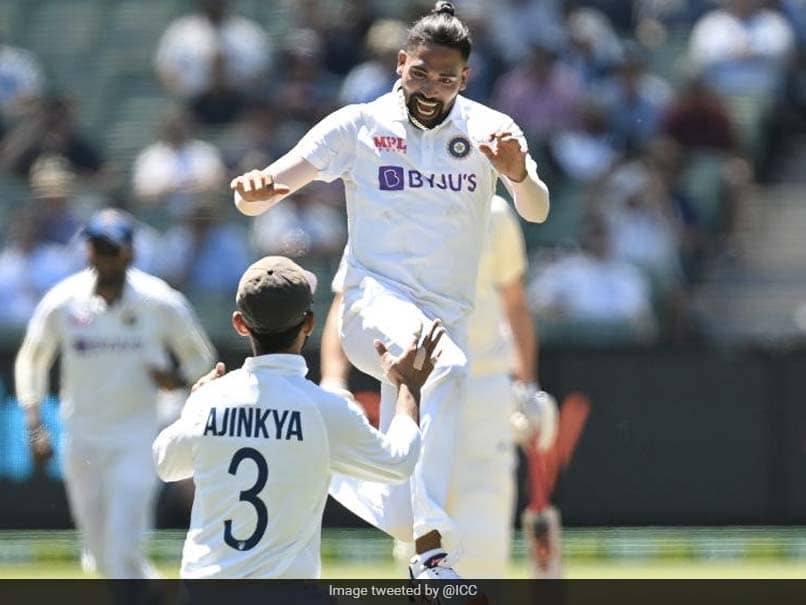 Australia vs India: Mohammed Sirajs Brother Delighted After Fast Bowler Shines On Test Debut At MCG