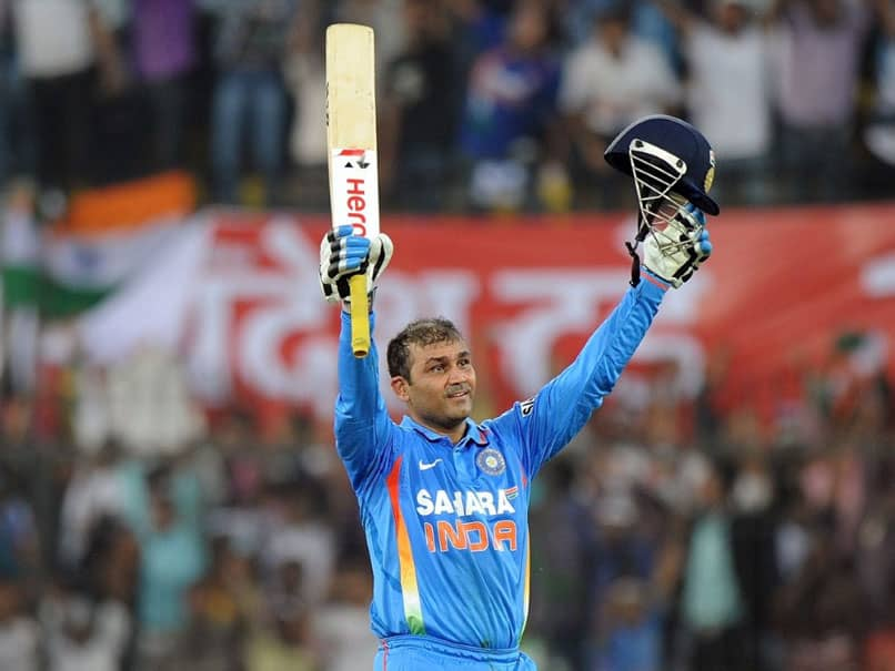 On This Day In 2011: Virender Sehwag Became Second Player To Score Double Century In Mens ODIs