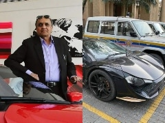 DC Design's Dilip Chhabria Arrested In Mumbai In A Cheating And Forgery Case