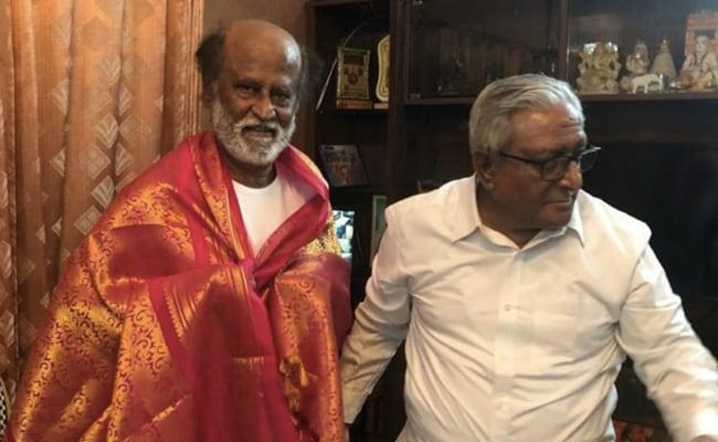 Rajinikanth Has Gurukripa, Is A Man Of His Word, Says His Elder Brother