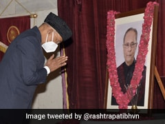 President Kovind's Tribute To Pranab Mukherjee On His Birth Anniversary
