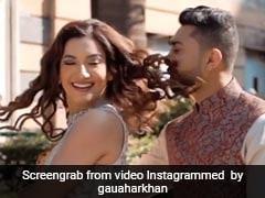 गौहर खान ने शेयर किया डिजिटल वेडिंग कार्ड, Video में दिखाई लव स्टोरी की झलक