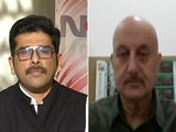 Video : Farmers' Genuine Demands Must Be Heard By Government: Anupam Kher