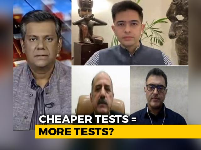 Video : Price Of COVID-19 Test In Delhi Reduced: How Will Private Labs React?