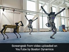Viral Video: Boston Dynamics Got Its Robots Together For A New Year Dance