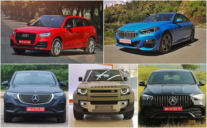 We list down the Top 5 luxury cars that were launched in India this year