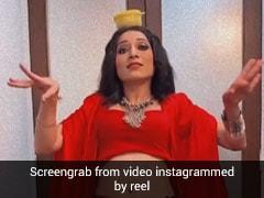 'ये रिश्ता क्या कहलाता है' की एक्ट्रेस ने सिर पर टिफिन रख यूं किया डांस, देखें वायरल Video