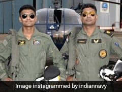 Instructor And Dad: Navy Cadet Trained By Father To Become Flight Diver
