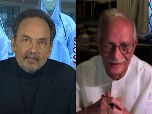 Video : Health Workers Are Fighting The Pandemic Like Soldiers: Gulzar