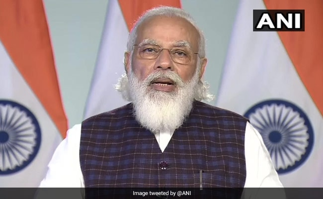Mobiles Will Help India Launch World's Largest Covid Vaccine Drive: PM