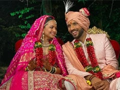 Trending: Pics And Videos From Punit Pathak And Nidhi Moony Singh's Wedding