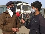 Video : Police Force Increased At Singhu Border: DCP Outer North Delhi