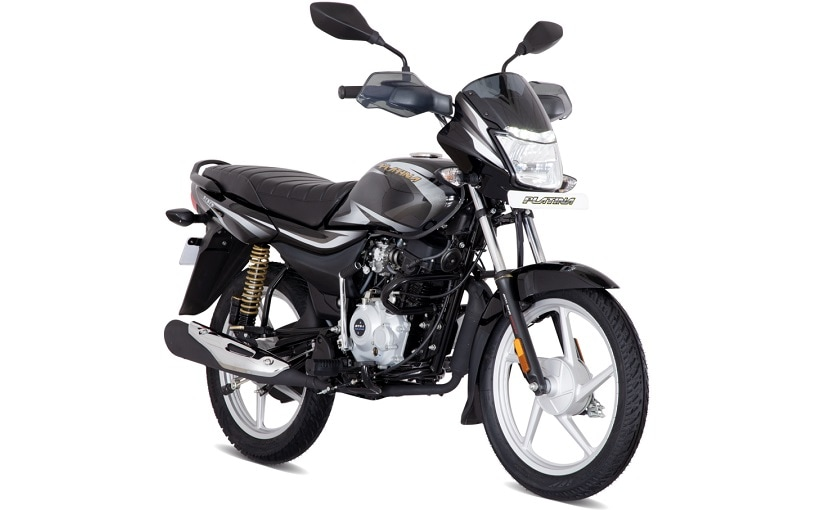 The all-new Bajaj Platina 100 KS variant is priced at Rs. 51,667 (Ex-Showroom).