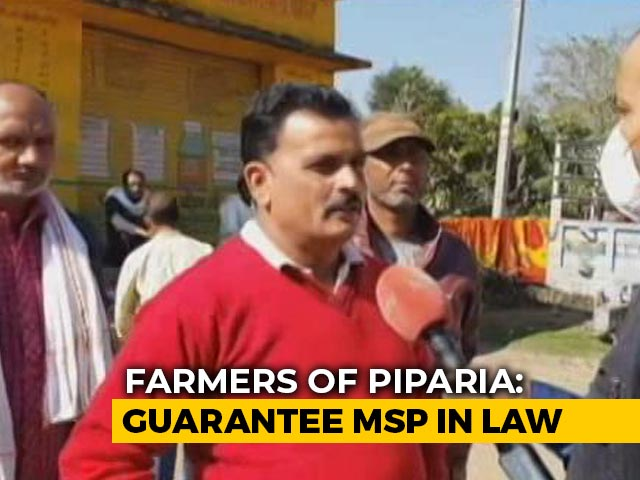 Video : New Mandi Laws Costly For Farmers In Madhya Pradesh?