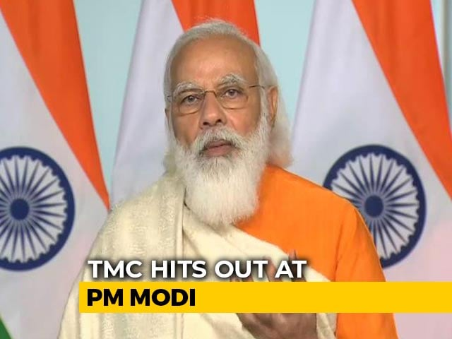 Video : PM's Tagore Comments At Visva-Bharati Draw Sharp Trinamool Reaction