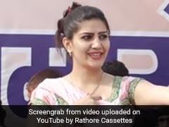 Sapna Choudhary ने 'बोल तेरे मीठे मीठे' सॉन्ग पर किया जोरदार डांस, बार-बार देखा जा रहा Video