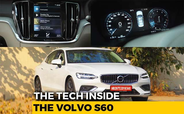 Video : Volvo S60 Tech Check: Smart and Classy
