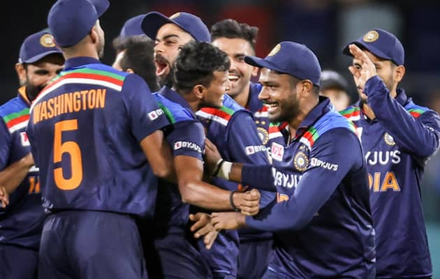 1st T20I: Chahal, Other Bowlers Shine As India Beat Australia