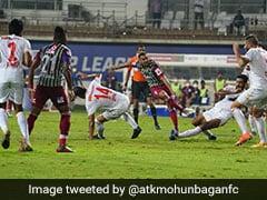 ISL: David Williams Helps ATK Mohun Bagan End Bengaluru FC's Unbeaten Run