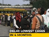 Video : Delhi Records 655 Coronavirus Cases In 24 Hours, Lowest In Over 4 Months