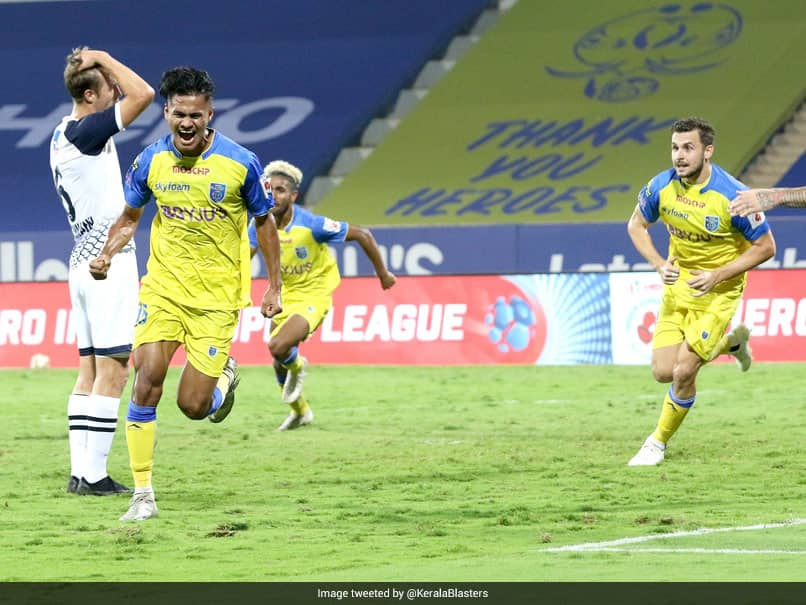 ISL: Kerala Blasters Stoppage Time Goal Salvages 1-1 Draw, Prolongs East Bengals Wait