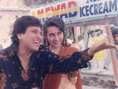 On Govinda's Birthday, A <i>Coolie No 1</i> Memory Shared By Karisma Kapoor