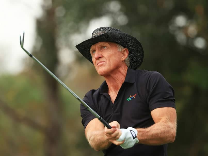 Australian Golf Legend Greg Norman Hospitalized With COVID-19