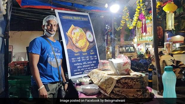 Viral: 5-Star Chef Lost Job During Coronavirus Pandemic And Opened Roadside Biryani Stall