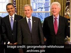 Biden, Obama, Bush, Clinton Vow To Publicly Receive Covid Vaccine