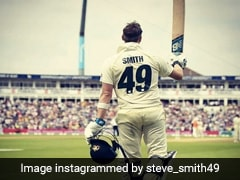 "Australia vs India: Steve Smith Enjoys ""Little Downtime"" Ahead Of Test Series vs India. See Pic"