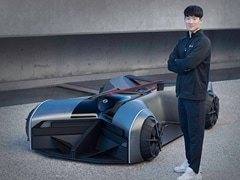 Nissan Design Brings Intern's 'GT-R(X) 2050' To Life