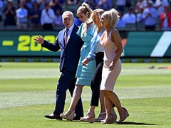 Australia vs India, 2nd Test: Wife And Daughters Pay Tribute To Dean Jones At MCG. Watch