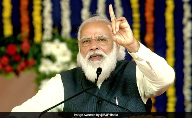 PM Says Opposition Misleading Farmers, 'Will Keep Assuring Them'