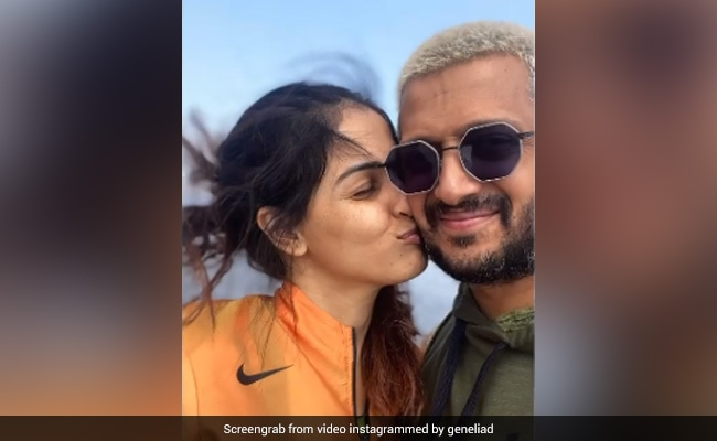 Genelia D'Souza's Birthday Wish For Husband Riteish Deshmukh Is Everything