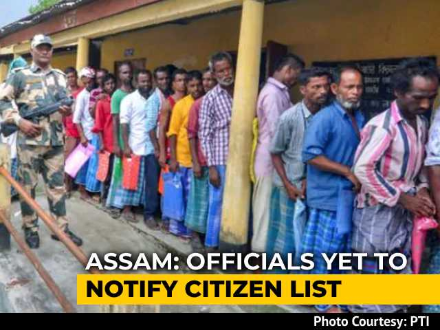 Video : Affidavit In Gauhati High Court Meant To Reopen NRC, Say Activists
