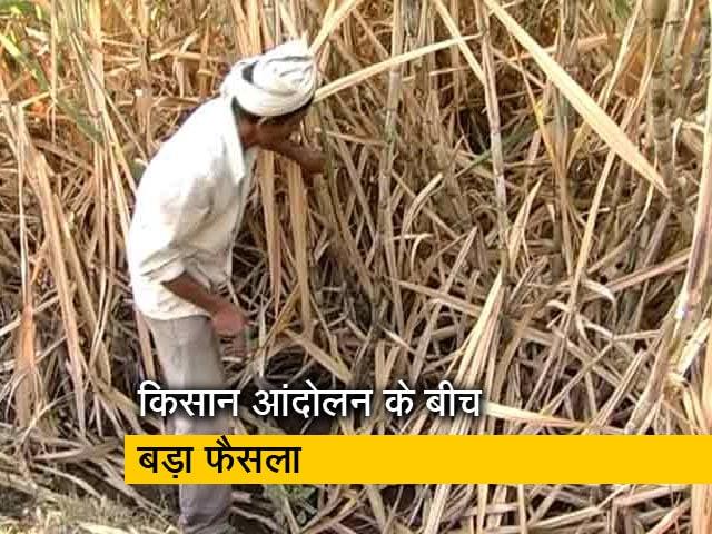 Videos : कैबिनेट की बैठक आज, गन्ना किसानों के हित में आ सकता है बड़ा फैसला : सूत्र