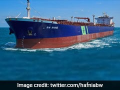 Explosion Rocks Singapore-Flagged Tanker Off Saudi Port